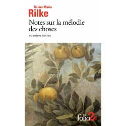 Notes Sur La Melodie Des...