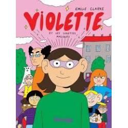 Violette Et Les Lunettes...