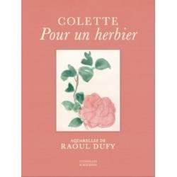 Pour Un Herbier - Colette,...