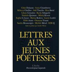 Lettres Aux Jeunes Poetesses