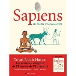 Sapiens - Tome 2 (bd) - Les...
