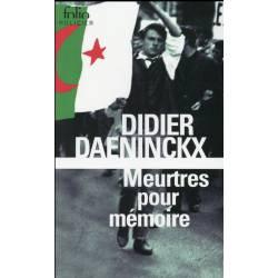 Meurtres Pour Memoire - Une...